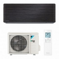 Aparat de aer conditionat Daikin Stylish Bluevolution  Inverter 7000 BTU Blackwood