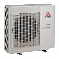 Mitsubishi Electric MXZ-5E102VA Inverter 35000 BTU